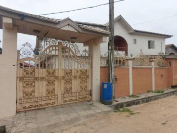 5 Bedrooms Semi Detached Duplex with Standard Bq, Aladura Estate, Anthony Village, Maryland, Lagos, Semi-detached Duplex for Sale