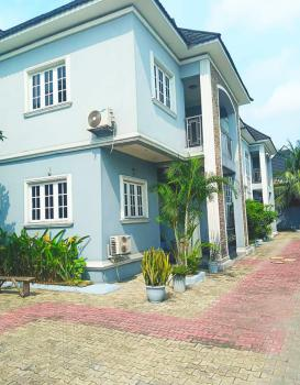 4 Bedroom Duplex with 2 Tenants Only, Off Peter Odili Road, Trans Amadi, Port Harcourt, Rivers, Detached Duplex for Rent