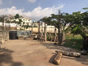 Residential Property with Uncompleted Basement, Off Alvan Ikoku Way, Maitama District, Abuja, Residential Land for Sale