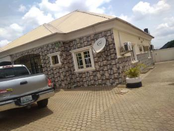 Investment Reality: 2 Bedrooms Semi Detached Bungalow ( Modest), Brenden Estate, By Trademore Estate, Lugbe District, Abuja, Semi-detached Bungalow for Sale
