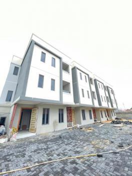 Top Notch Luxury 4 Bedrooms Terraced Duplex with a Bq, Lekki Phase 1, Lekki, Lagos, Terraced Duplex for Sale