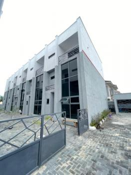 Contemporary Styled 2 Bedrooms Terraced Duplex in a Well Serviced Estate, Lekki Phase 1, Lekki, Lagos, Terraced Duplex for Sale