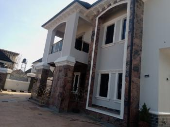 Brand New 5 Bedrooms Mansion with 2 Self Contained Bq & Swimming Pool, Efab Metropolis Estate, Gwarinpa, Abuja, Detached Duplex for Sale
