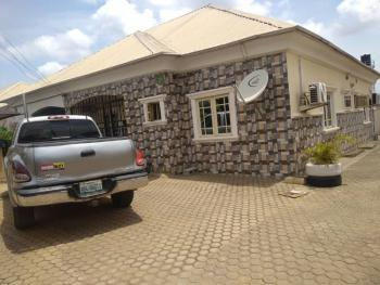 Very Clean 2 Bedrooms Bungalow, By Trade More Estate, Lugbe District, Abuja, Semi-detached Bungalow for Sale