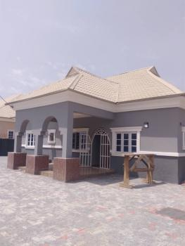 Brand New Spacious 4 Bedroom Bungalow Stand Alone, Kafe Garden After Sunshine Estate, Gwarinpa, Abuja, Detached Bungalow for Rent