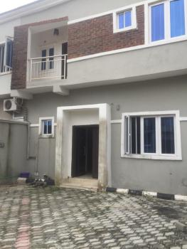 3bedroom Semi Detached Duplex with Bq in Osapa. 3m, Osapa London, Osapa, Lekki, Lagos, Semi-detached Duplex for Rent