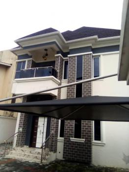 4bedroom Semi Detached Duplex with a Bq in Chevron. with Fitted Acs, Chevvy View Estate, Chevron, Lekki Phase 1, Lekki, Lagos, Semi-detached Duplex for Rent