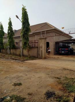 a Well Built 4 Bedroom Bungalow, Royal Estate, Behind Sunnyvale Estate, Lokogoma District, Abuja, Detached Bungalow for Sale
