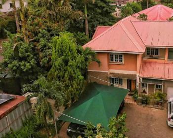 Surrounded By Nature, Safe, Serene and Secured Luxury 4 Bedroom Semi, P T F Quarters, Wuse 2, Abuja, Semi-detached Duplex for Sale