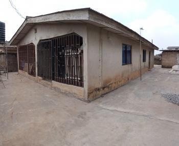 Bungalow of 2 Nos Mini Flats, Adeniji Street, Off Enilolobo Bus Stop, Iju-ishaga, Agege, Lagos, Detached Bungalow for Sale