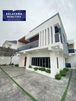 4 Bedroom Fully Detached Duplex with Bq, Chevron Axis, Lekki, Lagos, Detached Duplex for Sale