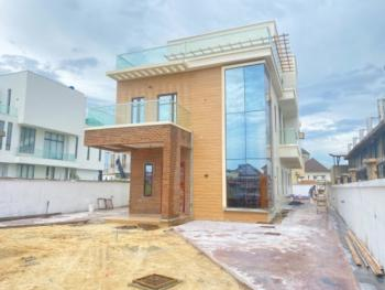 Spacious 4 Bedroom Fully Detached Duplex with Swimming Pool, Pinnock Beach Estate, Osapa, Lekki, Lagos, Detached Duplex for Sale