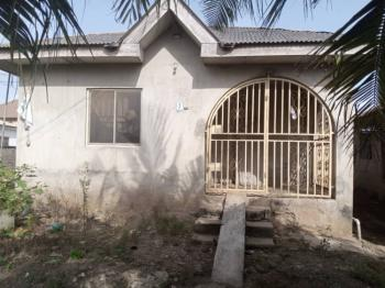 3 Bedroom Flat Bungalow on Half Plot of Land at Igando, Iyana, Igando Road Ikotun, Igando, Ikotun, Lagos, Block of Flats for Sale