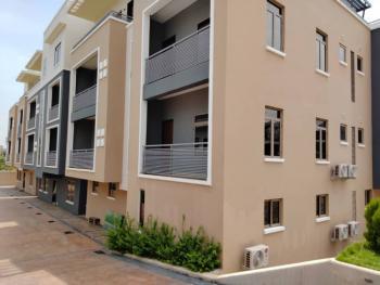 Brand New 3 Bedroom Duplex with B/q, Off Coza Church, Guzape District, Abuja, Terraced Duplex for Rent