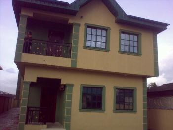 Luxury 4 Bedrooms Duplex with  Boys Quarters, Oja Oba, Abule Egba, Agege, Lagos, Terraced Duplex for Sale