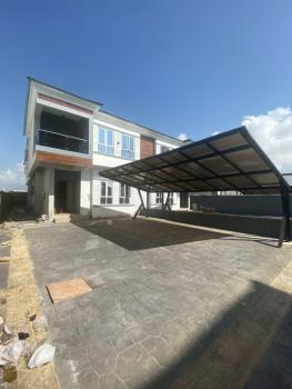 Newly Built 5 Bedroom Semi Detached Duplex with B.q, Ikate, Lekki, Lagos, Semi-detached Duplex for Sale