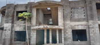 4 Units of 3 Bedrooms Carcass with 1 Room Bq + 2 Nos 1 Bedroom, Gishiri Village, Katampe (main), Katampe, Abuja, Block of Flats for Sale