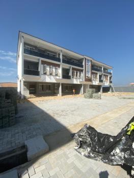 Newly Built 3 Bedroom Terrace Duplex with B.q, Ikate, Lekki, Lagos, Terraced Duplex for Sale
