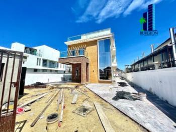 Brand New 4 Bedrooms +1 Bq Fully Detached Duplex, Pinnoch Beach Estate, Osapa, Lekki, Lagos, Detached Duplex for Sale