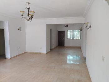 3 Bedroom Flat with Bq in a Serene Environment with Good Electricity, Jabi, Abuja, Flat for Rent