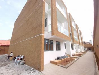 Newly Built and Well Well Finished 4 Bedroom Terrace Duplex with a Roo, Lekki Phase 1, Lekki, Lagos, Terraced Duplex for Sale