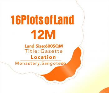 Ready to Build Luxury Land in a Serene Environment. No Omo Onile Issue, Monastery Road Behind Novare Mall, Shoprite, Sangotedo, Ajah, Lagos, Residential Land for Sale