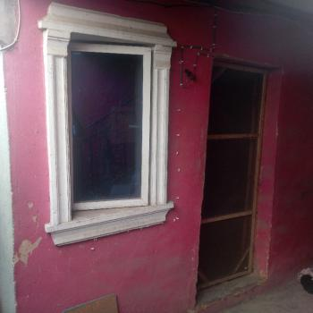 Room Self Contained Ground Floor, Fashoro Street, Surulere, Lagos, Self Contained (single Rooms) for Rent
