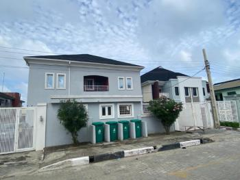 Lovely 3 Bedroom Apartment Upstairs (4 in a Compound), Atlantic View Estate Off New Road, Igbo Efon, Lekki, Lagos, Flat for Rent