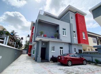 a Brand New 5 Bedroom Duplex, Osapa, Lekki, Lagos, Terraced Duplex for Sale