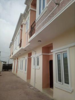 Luxury Beautiful 2 Bedroom Duplex, Omole Phase 2 Extension Olowora, Omole Phase 2, Ikeja, Lagos, Terraced Duplex for Rent