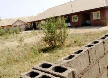 Cofo 100 By 100feet of Land with 5 Flats of Room and Parlour Apartment, Mararaba, Abuja, Mixed-use Land for Sale