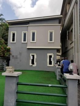 10- Room House Designed As a Guest House and a 3 Bedroom  Duplex, Parkview, Ikoyi, Lagos, Hotel / Guest House for Sale