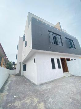 Affordable 4 Bedroom Semi Detached Duplex with Bq, Agungi, Lekki, Lagos, Semi-detached Duplex for Sale