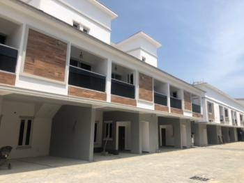 Fully Finished & Ready to Move in 3 Bedroom Terraced Duplex with a Bq, Orchid Road By Chevron Tollgate, Lekki, Lagos, Terraced Duplex for Sale