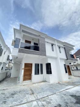 4 Bedroom Semi Detached Duplex with a Room Bq, 2nd Toll Gate, Lekki Phase 2, Lekki, Lagos, Semi-detached Duplex for Sale