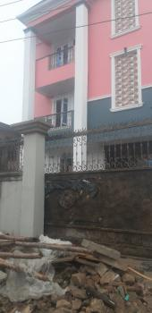 a Lovely&nice Newly Built Mini Flat in Costain with Pop & Cabinet, Off Parklane, Costain, Yaba, Lagos, Mini Flat for Rent