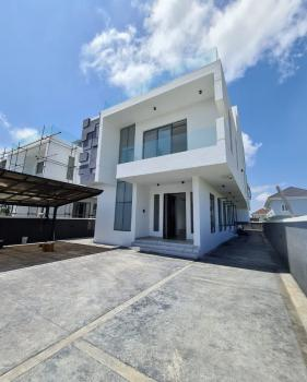 Exquisite 5 Bedroom Duplex with Bq, Pinnock Beach Estate, Osapa, Lekki, Lagos, Detached Duplex for Sale