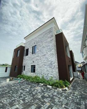 Exquisite Serviced 3 Bedroom Duplex, Thomas Estate, Ajah, Lagos, Semi-detached Duplex for Sale