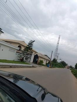 445 Sqmtrs Half Plot of Land in a Developed Area, Lekki Scheme 2 By Abraham Adesanya Road, Ajah, Lagos, Residential Land for Sale