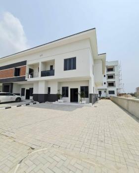 3 Bedroom Duplex with Bq on 18 Months Installment, Camberwall Court Phase 2, Abijo, Lekki, Lagos, Terraced Duplex for Sale
