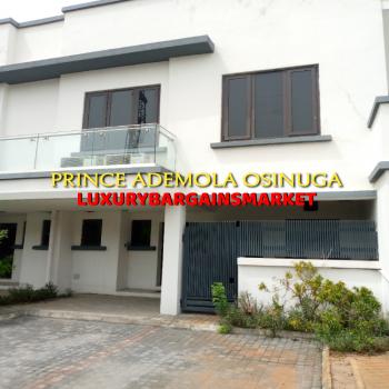 Medium Sized 3 Bedroom Terrace +private Pool, Estate, Banana Island, Ikoyi, Lagos, House for Rent