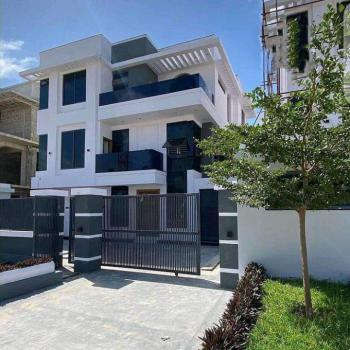 5 Bedrooms Fully Detached Smart House with a Bq, Lekki Phase 1, Lekki, Lagos, Detached Duplex for Sale