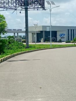 Commercial Plots for Schools, Hospitals, Restaurants Etc, Urban Crest 3 Estate, Lekki Free Trade Zone, Lekki, Lagos, Commercial Land for Sale