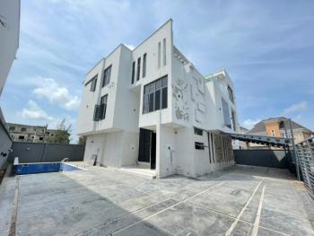 Alexa Automated 5 Bed Detached House with Swimming Pool and Cinema, Osapa, Lekki, Lagos, Detached Duplex for Sale