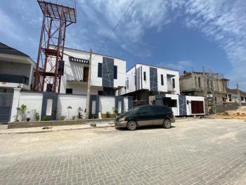 3 Bedroom Terrace Duplex in a Secured and Serviced Estate, 2nd Toll Gate,lekki, Lekki, Lagos, Terraced Duplex for Sale