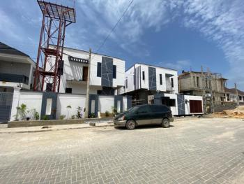 Exclusive Luxuriously Built 3 Bedroom Terrace in a Secure Estate, Chevron 2nd Toll Gate, Lekki, Lagos, Terraced Duplex for Sale
