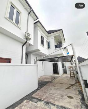 Luxury and Affordable 4 Bedroom Fully Detached Duplex Plus Bq, Chevron, Lekki, Lagos, Detached Duplex for Sale