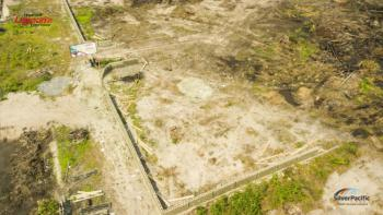 Acquire Beach View Land in Fast Developing Estate, One Minute After La Campaigne Resort, Ibeju Lekki, Lagos, Residential Land for Sale