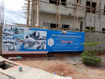 4 Bedroom Terrace Duplex, Beside Enyo Filling Station, Ikate, Lekki, Lagos, Terraced Duplex for Sale