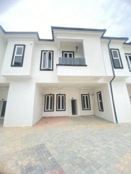 Lovely 4 Bedroom Fully Serviced Duplex in a Gated Estate, Orchid Road, Lafiaji, Lekki, Lagos, Terraced Duplex for Sale